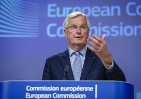Michel Barnier, the EU's chief negotiator, speaking after last week's round in the EU-UK negotiation.