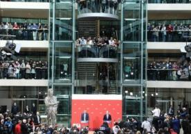 SPD headquarters in Berlin